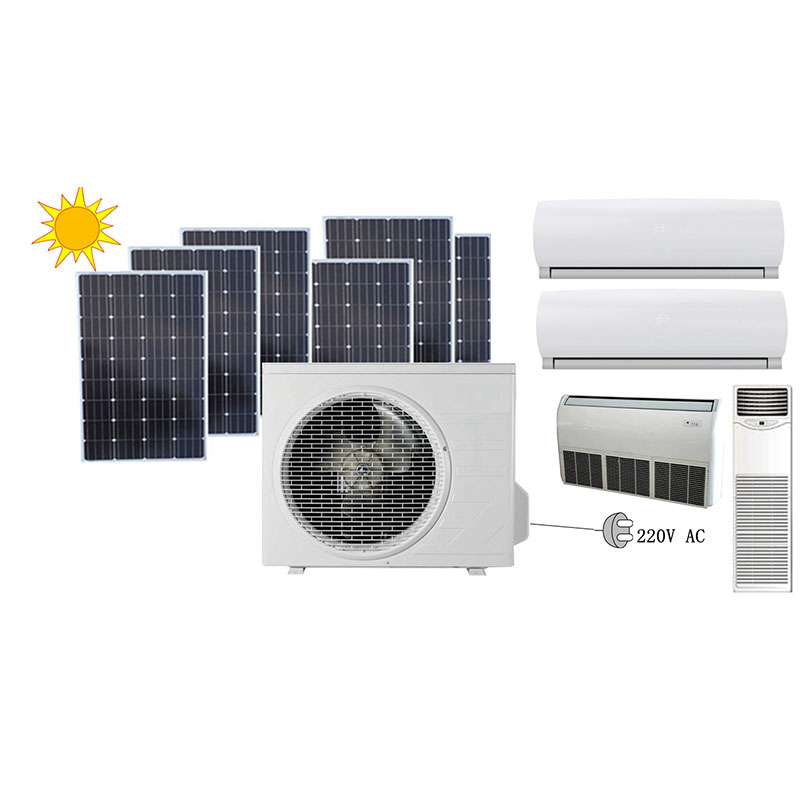 On-grid Solar Air Conditioner Specs